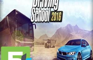 Driving School 2016 apk free download 5kapks