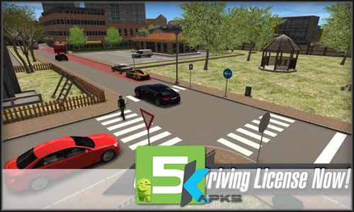 Driving School 2016 mod latest version download free apk 5kapks