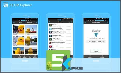 Unlock Es File Explorer