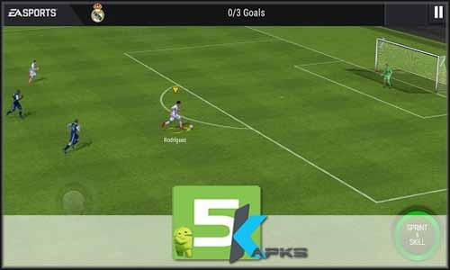 fifa mobile soccer mod apk obb