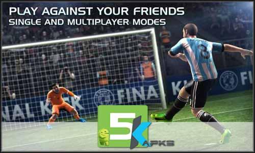 Final kick mod latest version download free apk 5kapks
