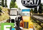 Heavy Truck Simulator apk free download 5kapks