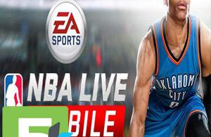 NBA LIVE Mobile Basketball apk free download 5kapks