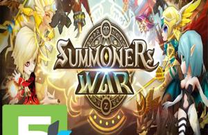 Summoners War apk free download 5kapks