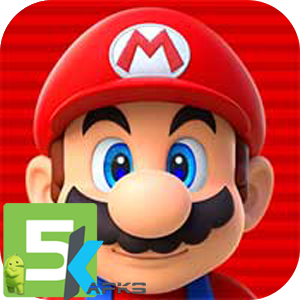 Super Mario Run apk free download 5kapks