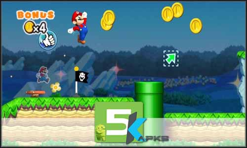 Super Mario Run full offline complete download free 5kapks