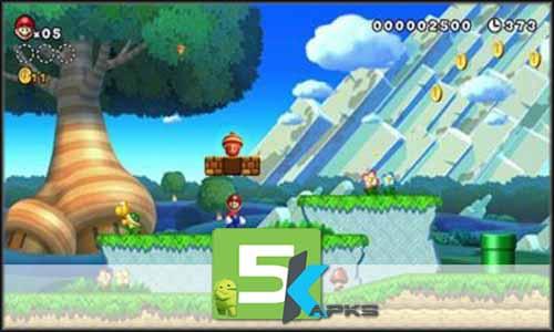 Super Mario Run mod latest version download free apk 5kapks