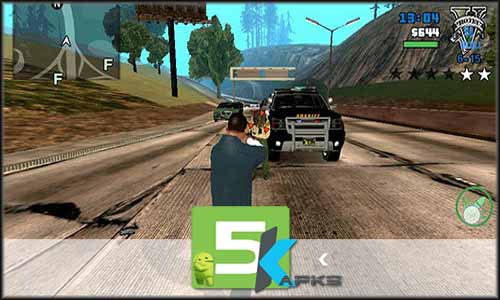grand theft auto 5 mod latest version download free apk 5kapks