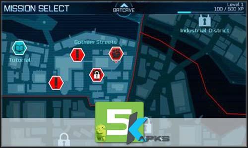 Batman Arkham City Lockdown v1.0.2 Apk+Obb Data[!Full Version]Android free apk full download 5kapks