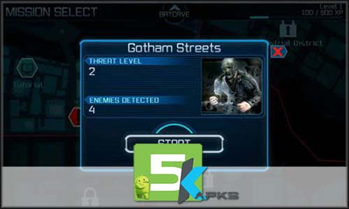 BATMAN ARKHAM CITY LOCKDOWN full offline complete download free 5kapks