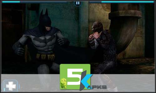 BATMAN ARKHAM CITY LOCKDOWN mod latest version download free apk 5kapks