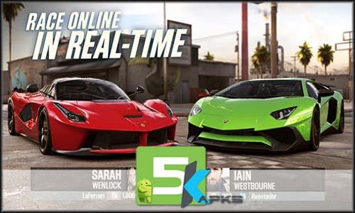 CSR Racing 2 v1.1.0 Apk+MOD+OBB Data [!Full Version]Android apk full download 5kapks
