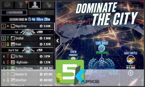 CSR Racing 2 mod latest version download free apk 5kapks
