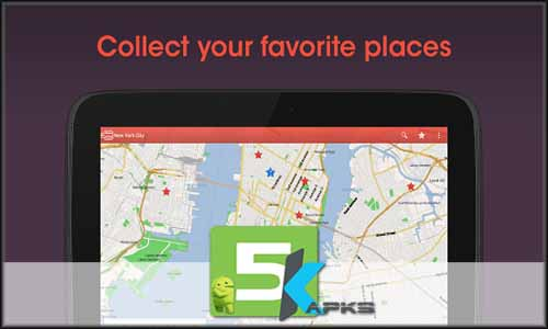 City Maps 2Go Pro Offline Maps free apk full download 5kapks
