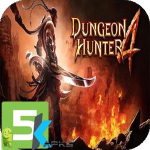 descargar dungeon hunter 4 apk + obb