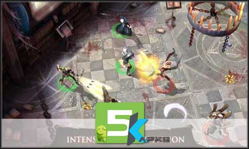 Dungeon hunter 4 v2. 0. 0f apk+mod+obb data [! Unlimited] android.