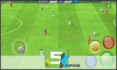 FIFA 16 Soccer full offline complete download free 5kapks