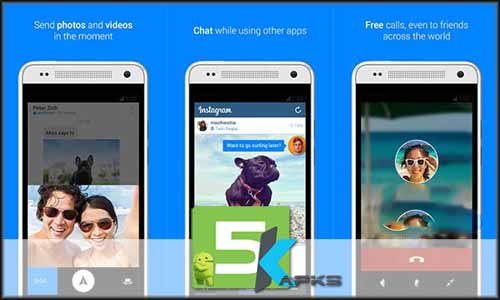 facebook messenger app for android download free