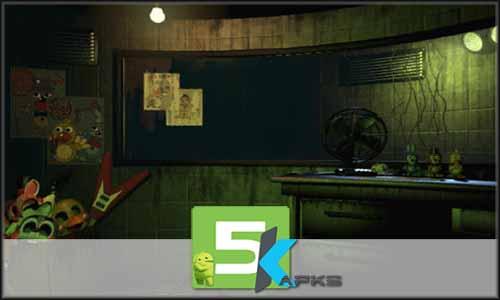 Five Nights at Freddy's 3 v1.07 Apk [!Latest Version] Free mod latest version download free apk 5kapks