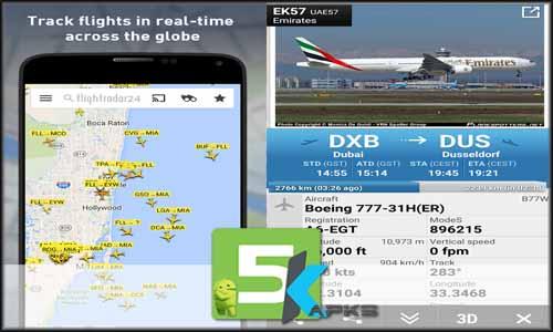 Flightradar24 flight tracker 6. 7. 1 apk download android travel.