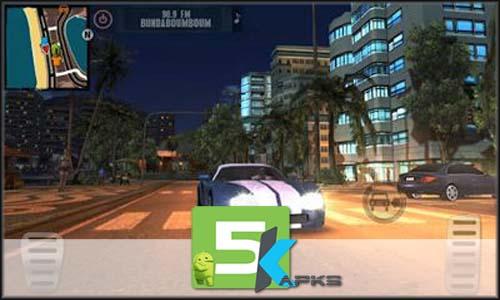 Gangstar Rio City of Saints v1.1.7b Apk+MOD+[!OBB Data] for Android apk full download 5kapks