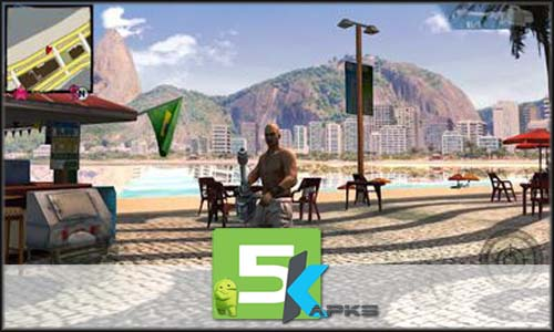 Gangstar Rio City of Saints mod latest version download free apk 5kapks
