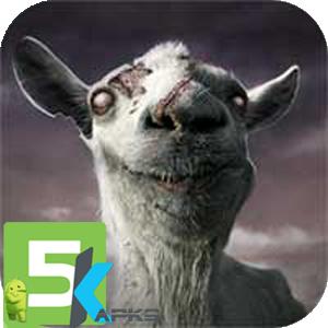 Goat Simulator GoatZ apk free download 5kapks