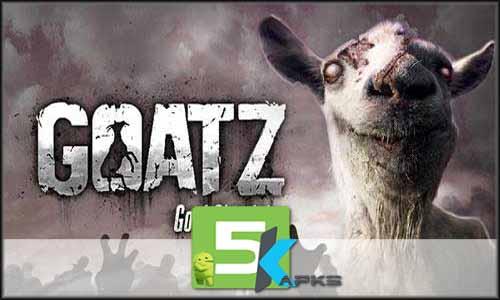 Goat Simulator GoatZ free apk full download 5kapks