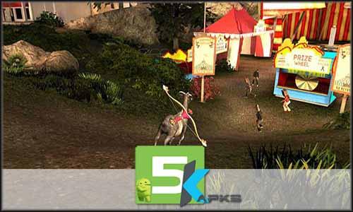 Goat Simulator GoatZ v1.4.4 Apk+MOD+Obb Data[!Updated]Free mod latest version download free apk 5kapks