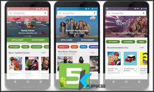 play store mod apk download