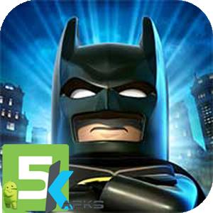 LEGO Batman DC Super Heroes apk free download 5kapks