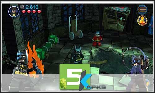 LEGO Batman DC Super Heroes v1.05.4.935 Apk+MOD+Data[!Updated] free apk full download 5kapks