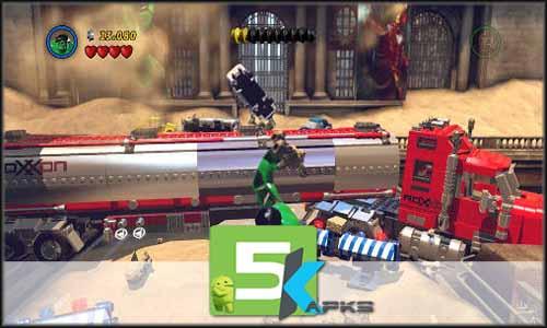 LEGO Marvel super heroes free apk full download 5kapks