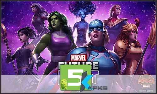 MARVEL Future Fight free apk full download 5kapks