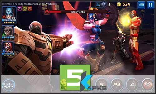 MARVEL Future Fight v3.0.0 Apk+Obb Data [!Latest] Free full offline complete download free 5kapks