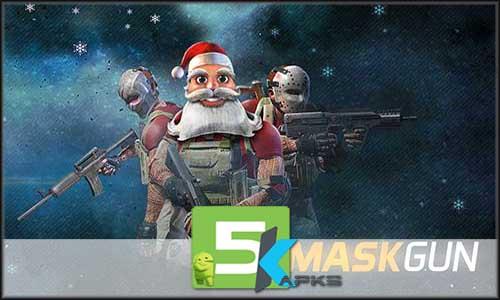 MaskGun Multiplayer FPS free apk full download 5kapks