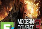 Modern Combat 3 Fallen Nation apk free download 5kapks