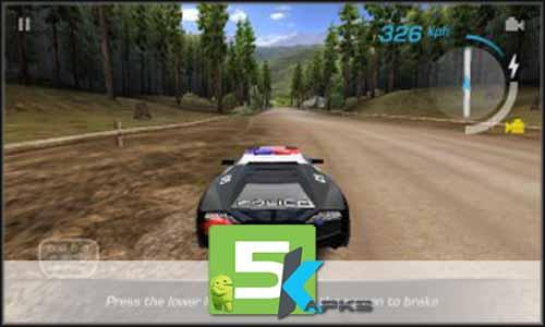 Need for Speed Hot Pursuit mod latest version download free apk 5kapks