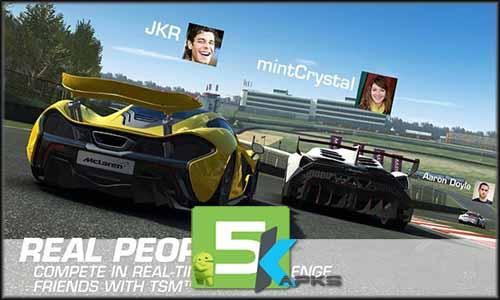Real Racing 3 mod latest version download free apk 5kapks