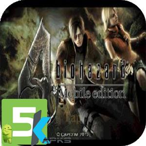 Resident Evil 4 apk free download 5kapks