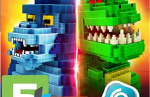 Super Pixel Heroes apk free download 5kapks