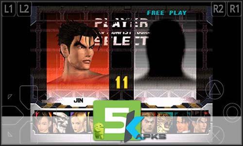 tekken 1 game download for android apk