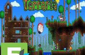Terraria apk free download 5kapks