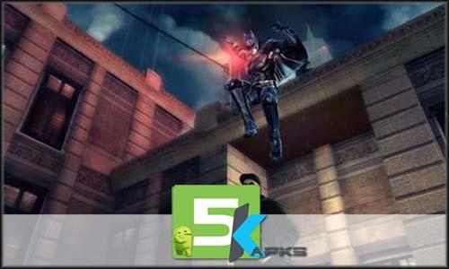 The Dark Knight Rises mod latest version download free apk 5kapks
