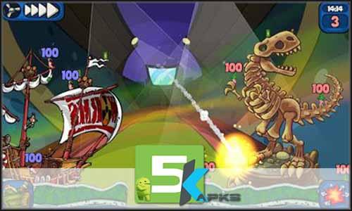 Worms 2 Armageddon v1.4.0 Apk [!Updated Version] Free full offline complete download free 5kapks