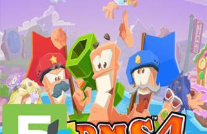 Worms 4 apk free download 5kapks