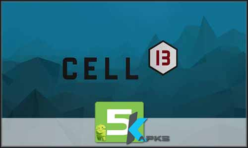 CELL 13 v1.07 Apk [!Pro Version/Unlocked] Free full download 5kapks