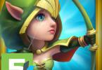 Castle Clash apk free download 5kapks