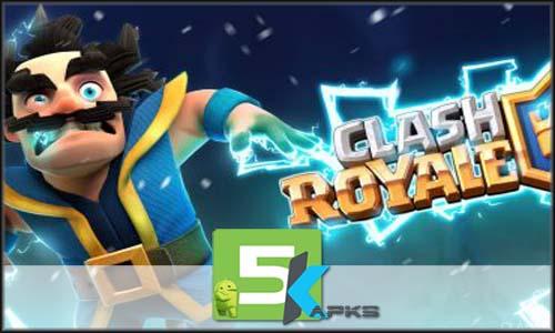 Clash royale v1. 9. 2 apk mod[! Gems/crystals] for android 5kapks.