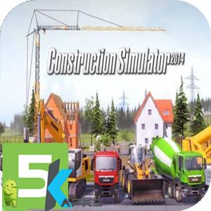 Construction Simulator 2014 free download 5kapks
